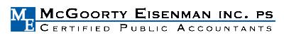 McGoorty Eisenman Logo